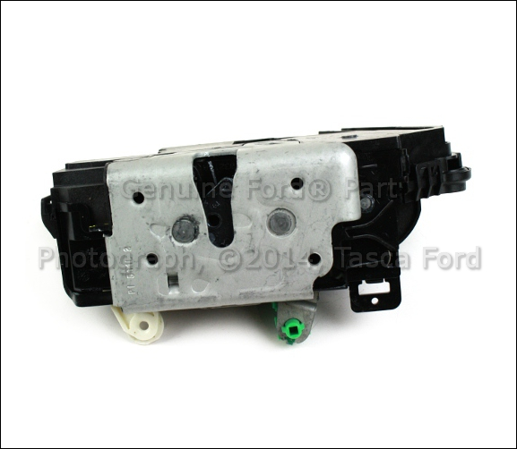 Ford edge 2013 latch system of