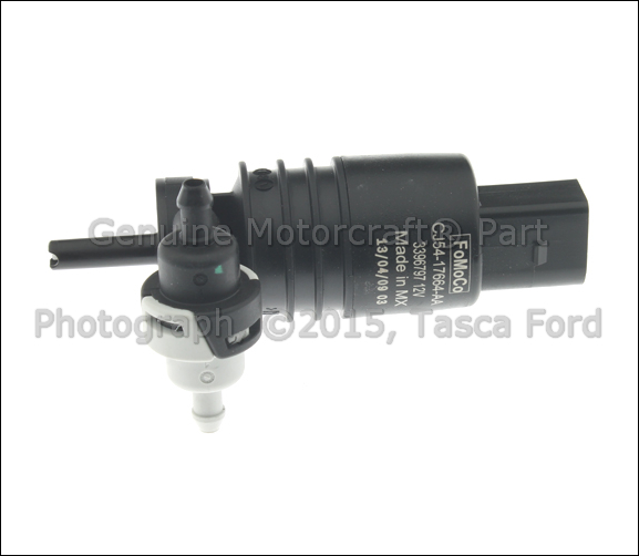 2013 Ford Escape Hybrid: NEW OEM WINDSHIELD WASHER MOTOR & PUMP 2013-2014 FORD C