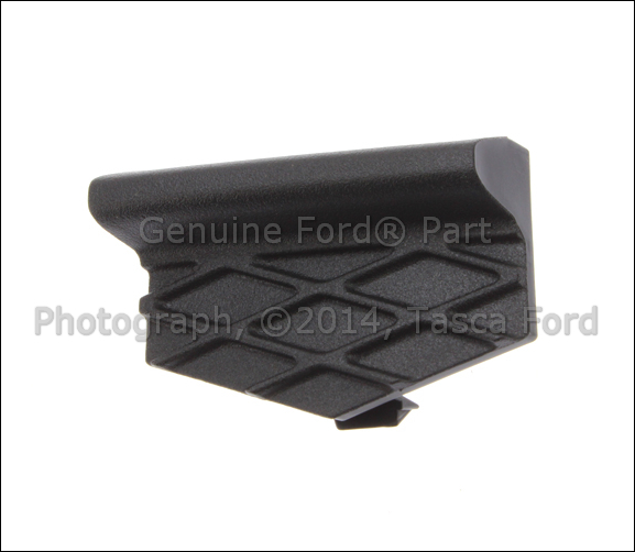 BRAND NEW OEM  BLACK RH SIDE FRONT BUMPER IMPACT JOINT COVER 2013-15 FORD ESCAPE