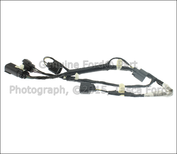 new oem front or rear view camera wire 2012