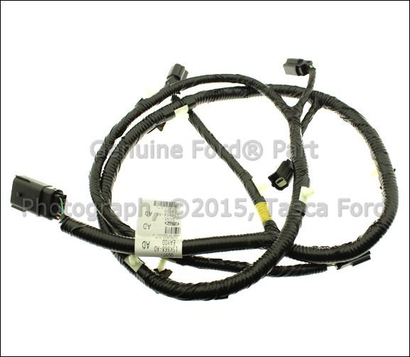 Brand New Genuine Oem Parking Aid Sensor Wiring Harness 2013