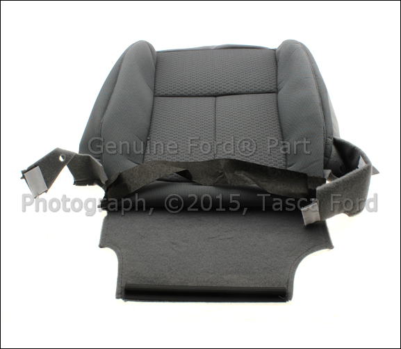 NEW FORD OEM FRONT LH LEFT DRIVER SIDE STEEL GRAY SEAT