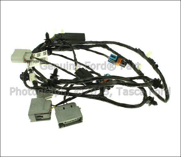 2010 ford escape wiring harness new oem parking aid & fog light wiring harness 2013 ford ... ford escape wire harness