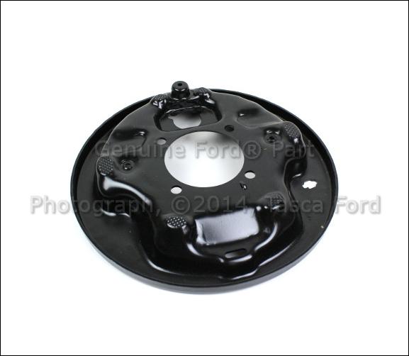 ford econoline  repair rear brakes