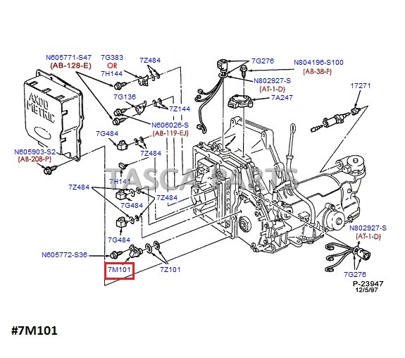 281555360795 on 2007 Ford Taurus Engine Diagram
