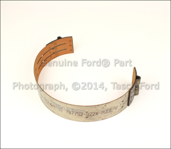 Automatic Transmission Band http://www.ebay.com/itm/BRAND-NEW-FORD-OEM-AUTOMATIC-TRANSMISSION-OVERDRIVE-BAND-F2TZ-7F196-A-/261025925853