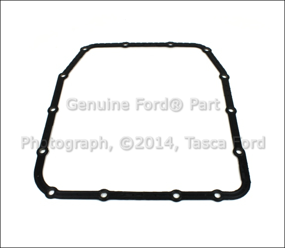 oem 4r70w 2wd 4 speed auto transmission fluid pan gasket ford lincoln mercury