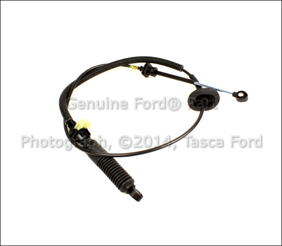 new oem c6 transmission shift control cable 92