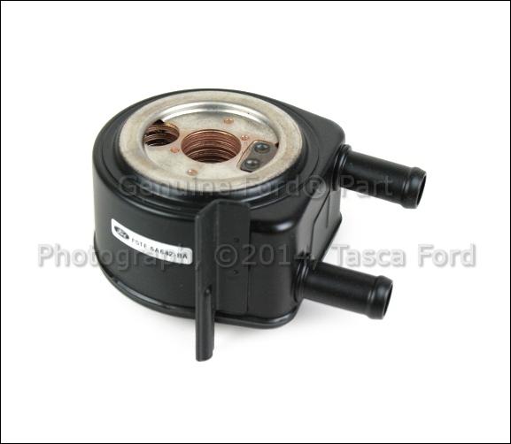 Brand New Oem Oil Cooler Ford F150 F250 F350 E150 E250