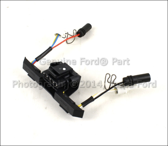 brand new ford oem fuel injector wire harness f4tz 9d930 k ebay