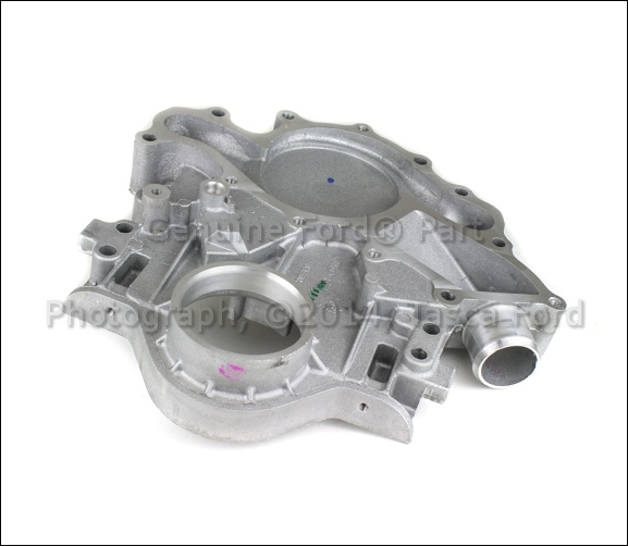 new oem 3 0l v6 front engine timing cover aerostar taurus. Black Bedroom Furniture Sets. Home Design Ideas