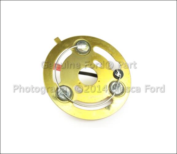 NEW OEM INTERNAL FUEL HEATER FORD E350 ESD F250 F350 F650 F750 FSD #F5TZ-9J294-A