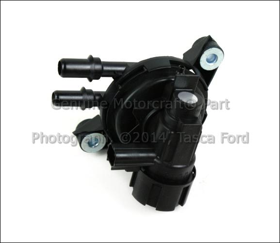 new oem fuel vapor canister purge valve 1996 2001 ford. Black Bedroom Furniture Sets. Home Design Ideas