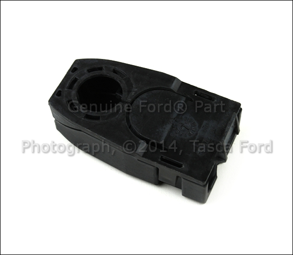 brand new oem negative battery terminal cover black ford. Black Bedroom Furniture Sets. Home Design Ideas