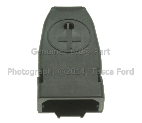 new oem positive battery terminal cover ford 2001 2006. Black Bedroom Furniture Sets. Home Design Ideas