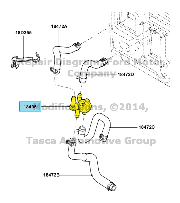 2001 Ford Ranger Vacuum Diagram on ford repair guide online