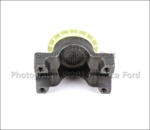 new oem rear differential flange ford f250 f350 f450 sd