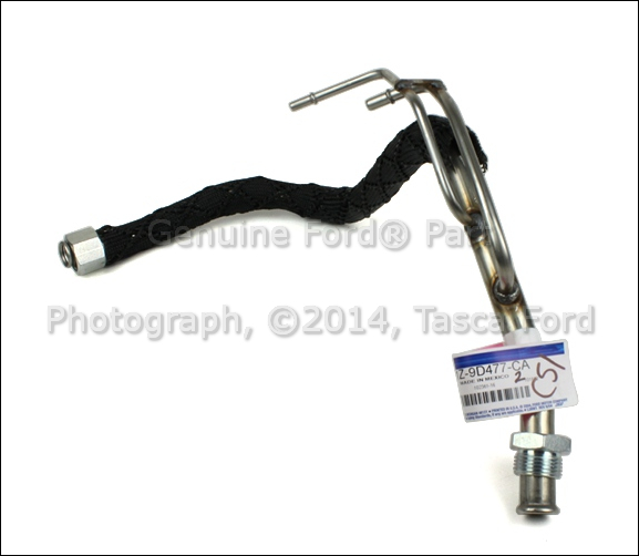 brand new oem egr valve tube 1999 ford f250 f350 f450 f550