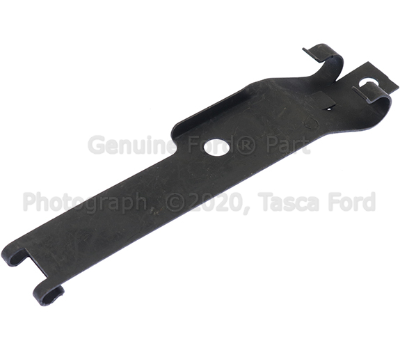 new oem parking brake control cable assembly clip ford. Black Bedroom Furniture Sets. Home Design Ideas