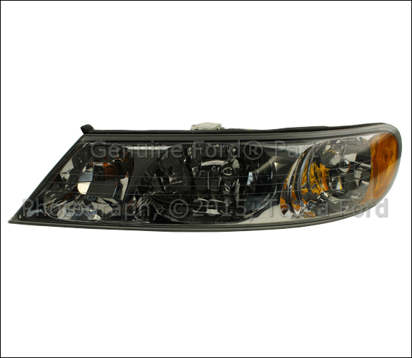 brand new oem rh right side headlight headlamp 1998 lincoln continental ebay. Black Bedroom Furniture Sets. Home Design Ideas