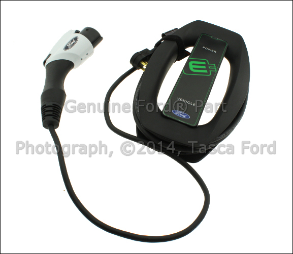 NEW OEM 120 VOLT ELECTRIC HYBRID SPARE CHARGING CABLE FORD