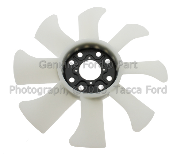 BRAND NEW GENUINE FORD OEM ENGINE COOLING FAN CLUTCH BLADE #FO9Z8600A