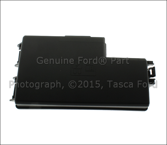 brand new genuine ford oem fuse box cover fu5z14a003d ebay