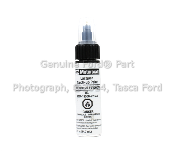 ford touch up paint pen white platinum color code ug ebay