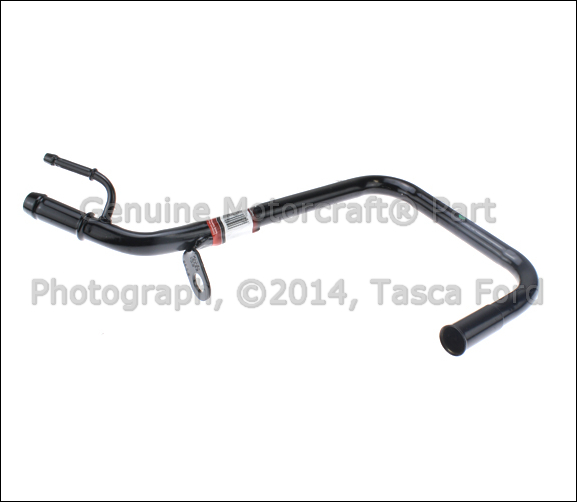 new oem outlet heater water hose tube fits navigator blackwood gt  xl1z