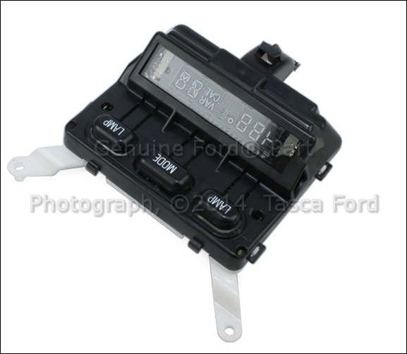 new oem front overhead console compass ford explorer sport