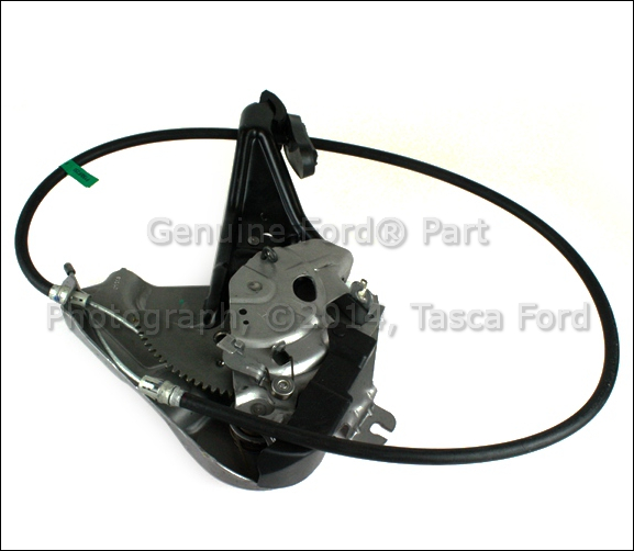 BRAND NEW OEM PARKING BRAKE LEVER & CABLE FORD 1997-2004 F150 1997-1999 F250