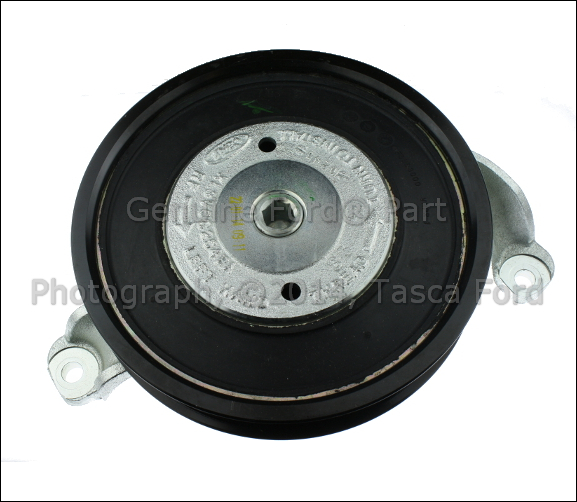 RAND NEW OEM CRANKSHAFT EXTENSION PULLEY 1999-2004 FORD