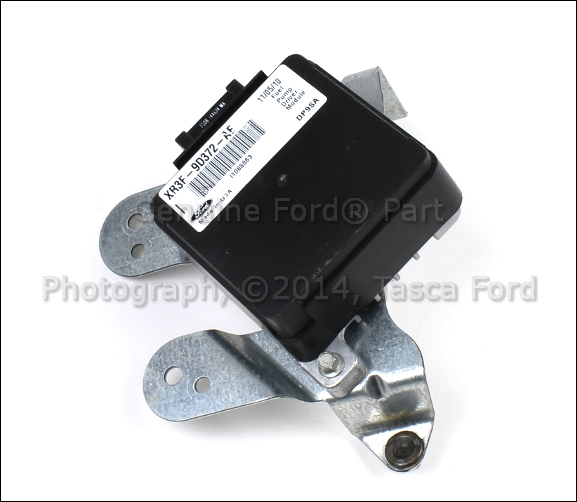2001 Ford Mustang fuel pump driver module