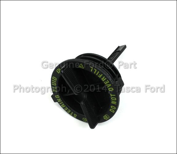 brand new ford lincoln mercury oem power steering pump oil. Black Bedroom Furniture Sets. Home Design Ideas