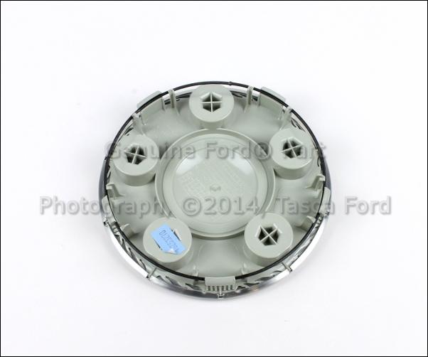 2008 Mercury Sable Camshaft: OEM SPARKLE SILVER CENTER CAP 2000-2007 FORD TAURUS