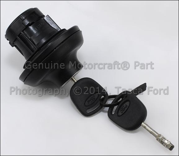 brand new oem locking fuel filler cap 2000 03 ford. Black Bedroom Furniture Sets. Home Design Ideas