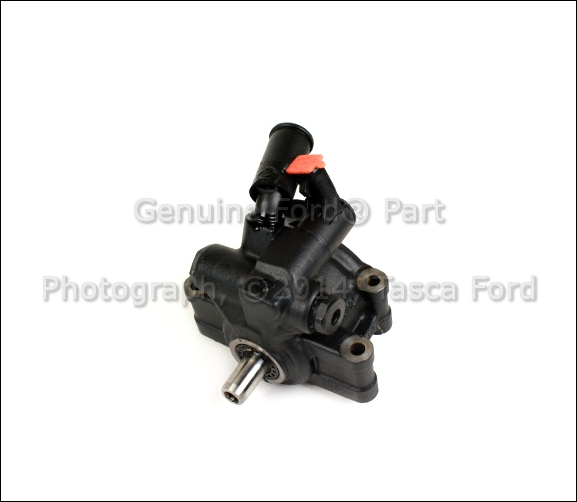 new oem hydraulic fan pump 2000 2002 lincoln ls 3 0l v6. Black Bedroom Furniture Sets. Home Design Ideas
