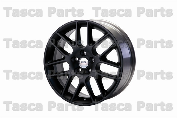 NEW FORD RACING 18 X 8 MATTE BLACK WHEEL 2005 2012 FORD MUSTANG #M