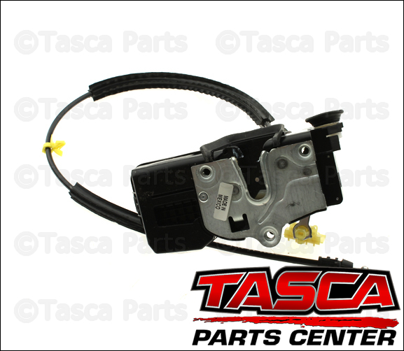 Oem lh side rear door lock actuator motor 2007 08 suburban for 08 tahoe door lock actuator