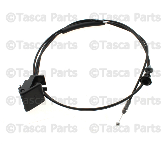 BRAND NEW OEM FRONT HOOD RELEASE WIRE CABLE 2007-2012