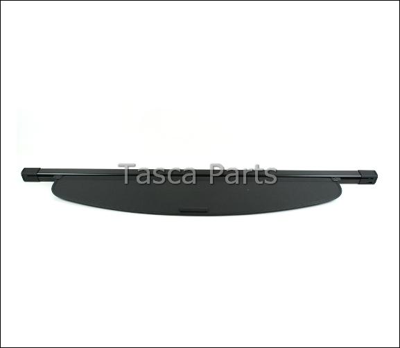 Cargo Cover For 2007 2012 Mazda Cx 7 Black Retractable Shield