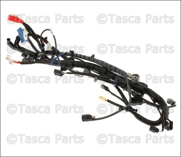 brand new oem front engine wiring harness 2 5l 2009 2010 mazda 6 gs3w 67 070h ebay