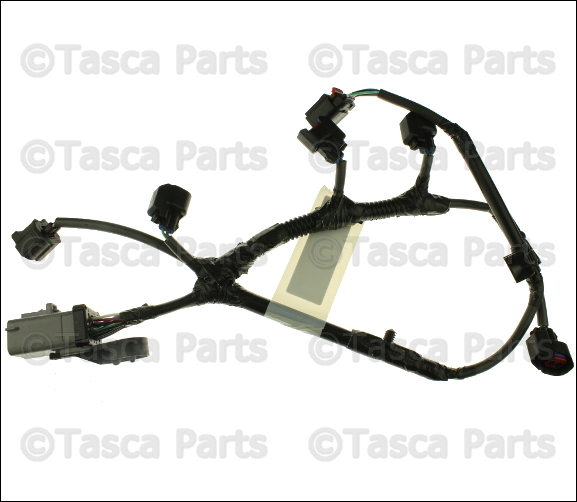 brand new oem fuel injection wiring harness 2 3l 03 04. Black Bedroom Furniture Sets. Home Design Ideas