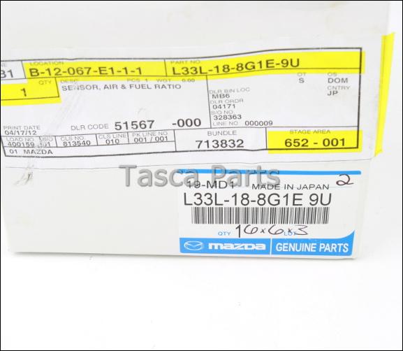 Mazda Cx 7 2011 Oxygen Sensor: BRAND NEW OEM AIR & FUEL RATIO SENSOR (O2 SENSOR) 2007