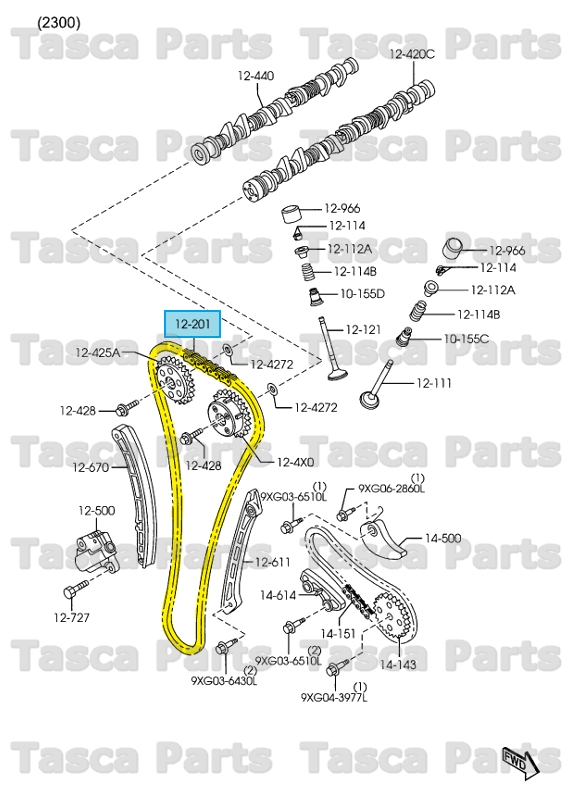 2 3l ford engine timing belt diagram 2002 ford ranger