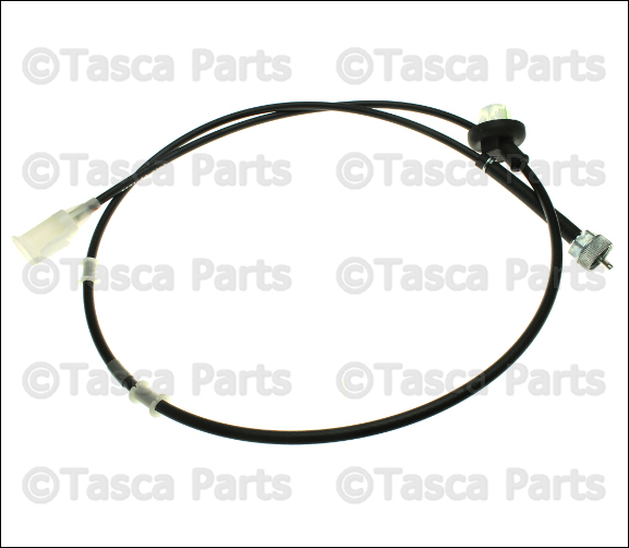 BRAND NEW OEM MANUAL TRANSMISSION SPEEDOMETER CABLE 1990