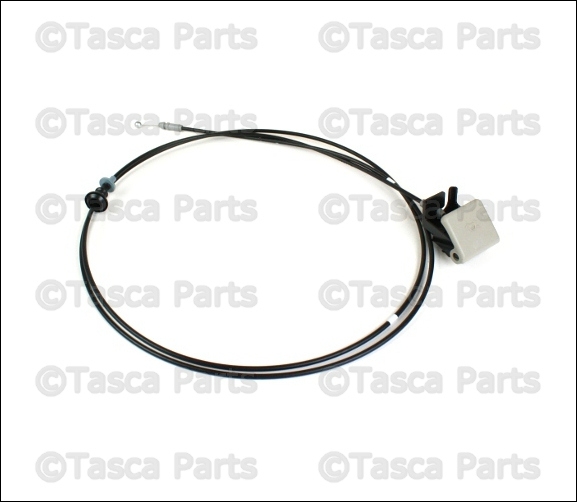 NEW OEM HOOD RELEASE CONTROL CABLE & HANDLE 2007-2012