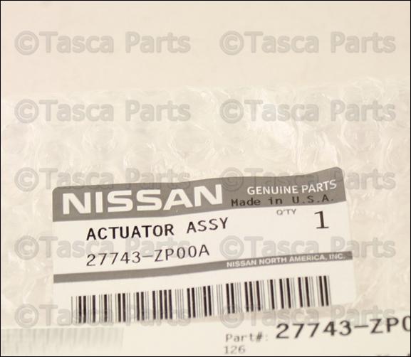 2004 Nissan Pathfinder Armada Blend Door Repair