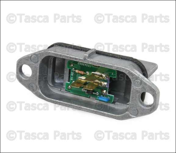 20002003 Nissan Maxima Blower Motor Amplifier Resistor Replacement