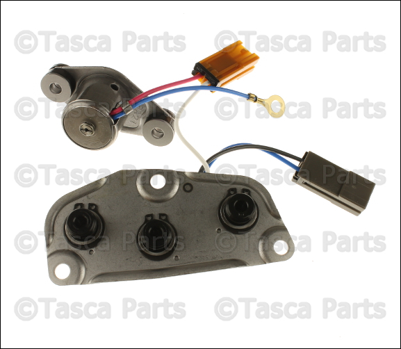 Nissan Frontier Transmission: [2005 Nissan Frontier Transmission Solenoids Replacement